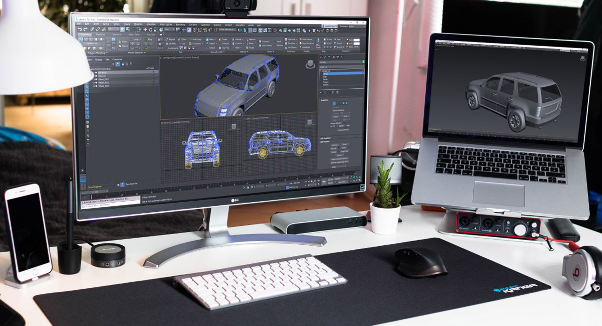 Autodesk 3ds Max 2019 out now!