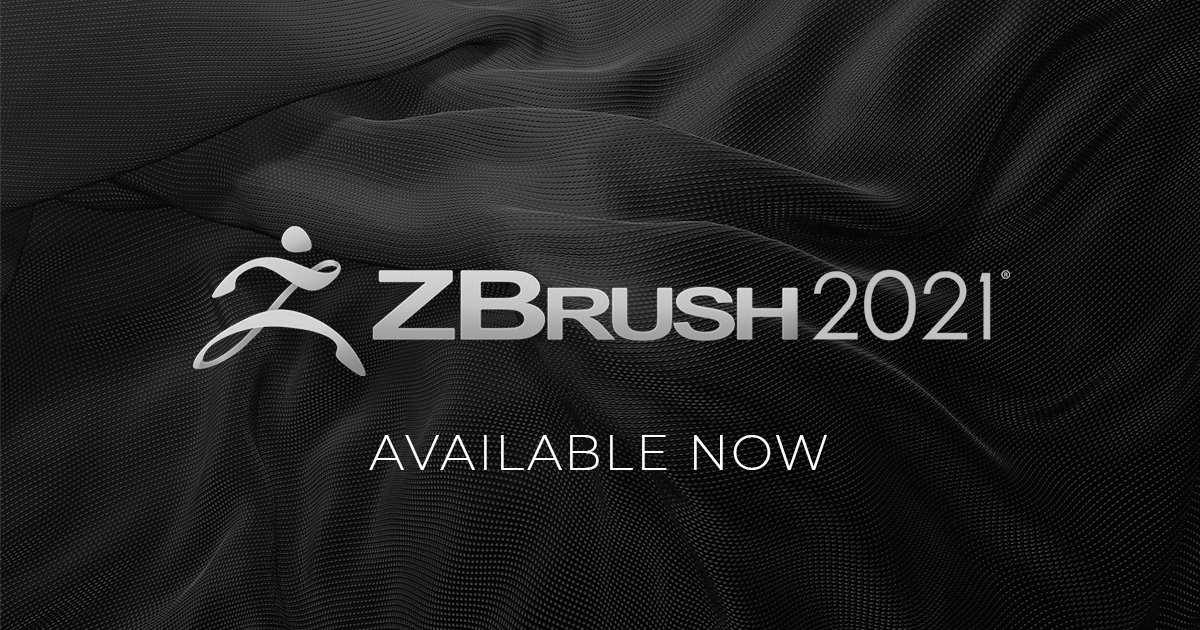 ZBrush 2021 is here