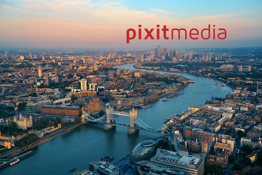 New partnership with Pixit Media