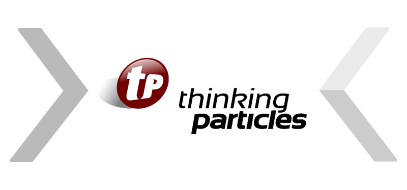 thinking particles